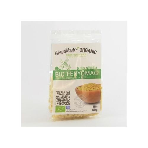 GreenMark Organic bio fenyőmag 50g