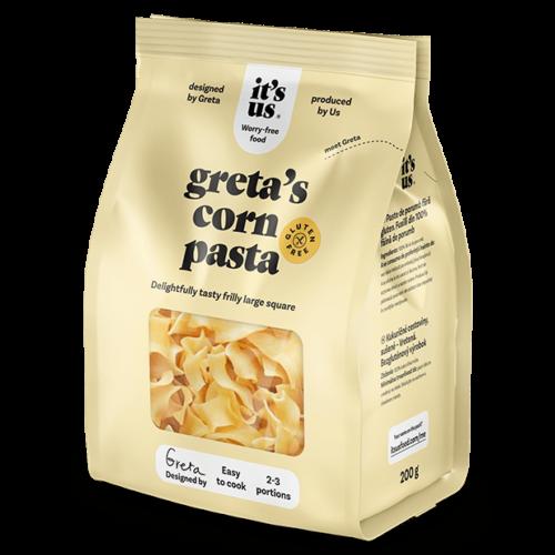 It's us Greta's kukorica tészta nagykocka 200g