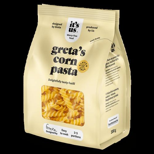 It's us Greta's kukorica tészta orsó 200g