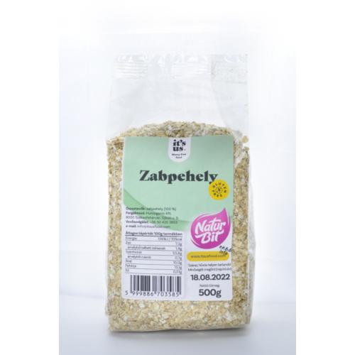 It's us Naturbit gluténmentes zabpehely 500g