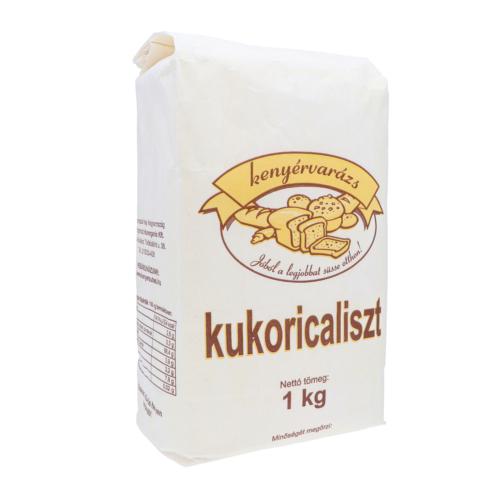 Kenyérvarázs kukoricaliszt 1000g