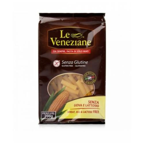 Le Veneziane tészta rigatoni 250 g