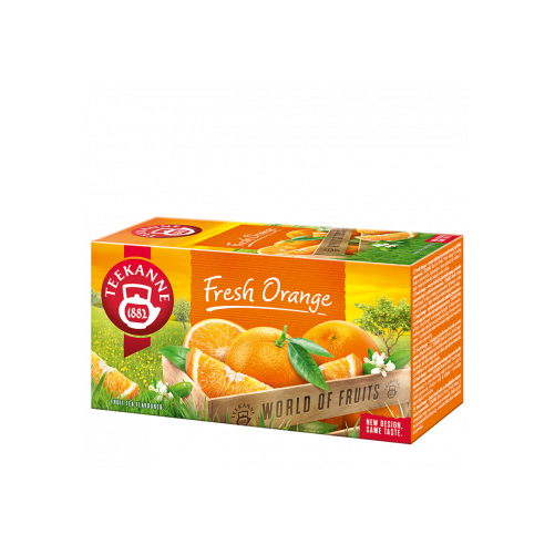 Teekanne Fresh Orange tea - 20 filter 45g