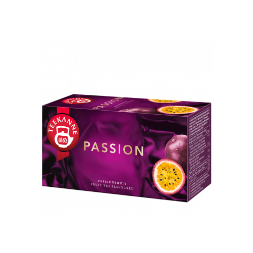 Teekanne Passion tea - 20 filter 40g