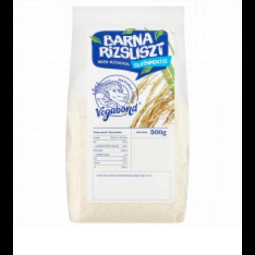 Vegabond barna rizsliszt 500g