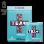 Kép 2/2 - TEA+ alma és feketeribizli tisztitó tea